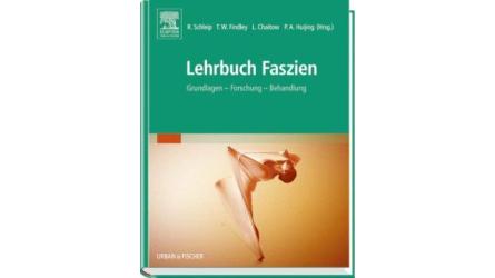 Buch-Lehrbuch Faszien